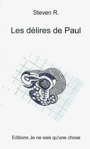 9782954603858: Les délires de Paul