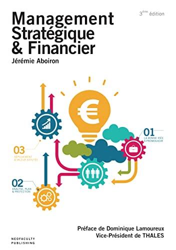 9782954688312: Management strat�gique et financier : L'�valuation d'entreprise du diagnostic � l'analyse financi�re