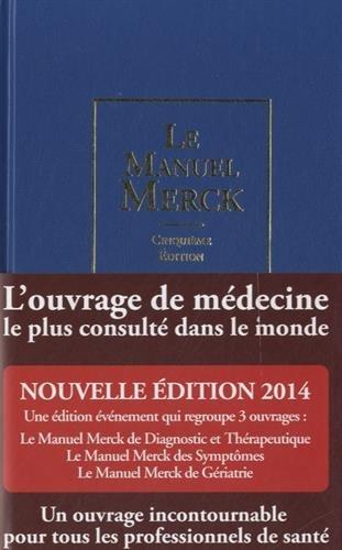 MANUEL MERCK -LE- 5E ED: MERCK -NED 2014-