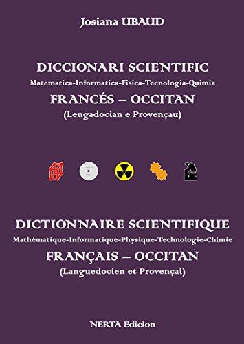 9782954977102: Dictionnaire Scientifique Français - Occitan