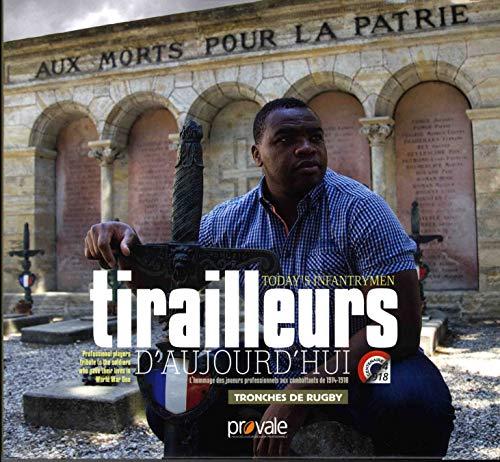 9782954988108: Tronches de Rugby - Tirailleurs d Aujourd Hui