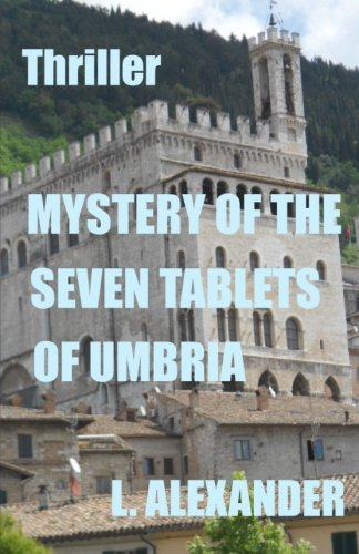 9782954992549: Mystery of the Seven Tablets of Umbria