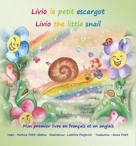 9782955089125: livio le petit escargot