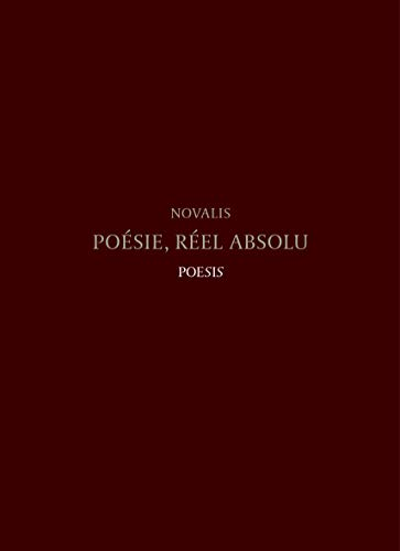9782955211915: Poesie, Reel Absolu