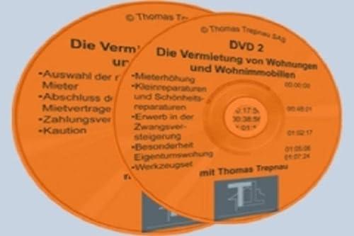 Die Vermietung von Wohnungen und Wohnimmobilien : Videoseminar mit Thomas Trepnau - Thomas Trepnau