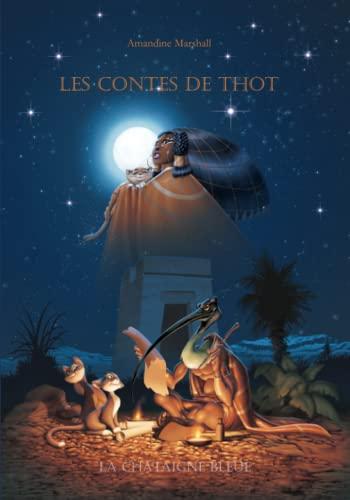9782956909002: Les contes de Thot: Fables, contes et mythes de l'Égypte antique