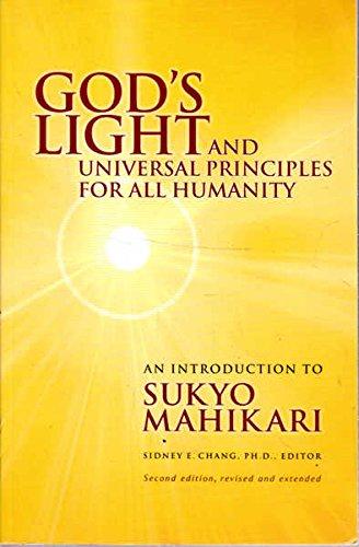 God's Light and Universal Principles for All