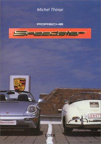 9782960009903: Porsche speedster