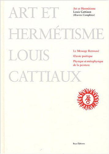 9782960036442: Art et hermétisme
