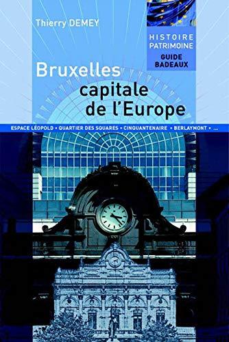 9782960041422: bruxelles capitale de l'europe