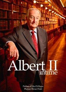 9782960047783: Albert II intime