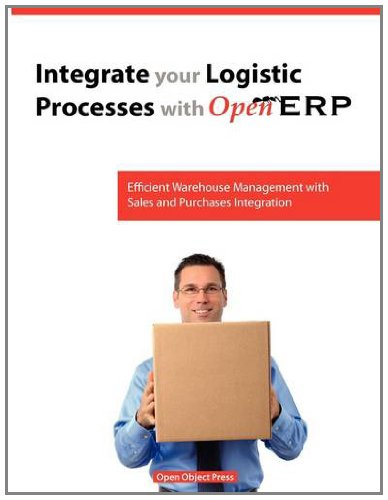 9782960087628: Integrate You Logistic Processes with Openerp