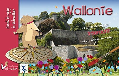 9782960110173: Le Carnet du Vadrouilleur - Wallonie