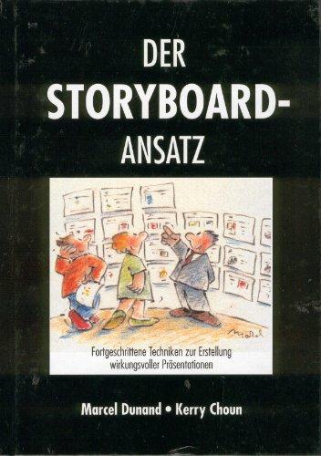 9782970011620: Der Storyboard-Ansatz (Livre en allemand)