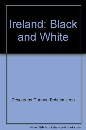 9782970014300: Ireland: Black and White
