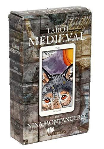 9782970028055: tarot medieval