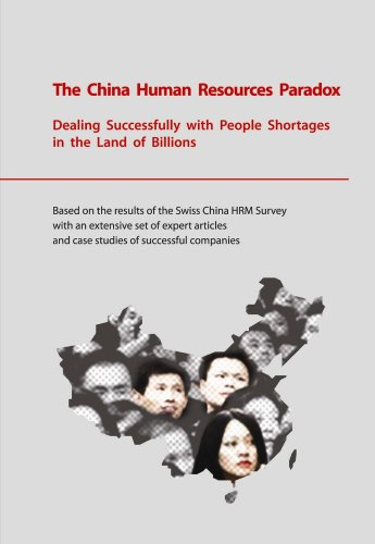 9782970062103: The China Human Resources Paradox - Dealing Successfully with People Shortages in the Land of Billions