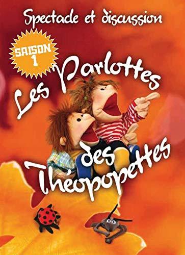 9782970065173: Les Parlottes des Theopopettes - Saison 1