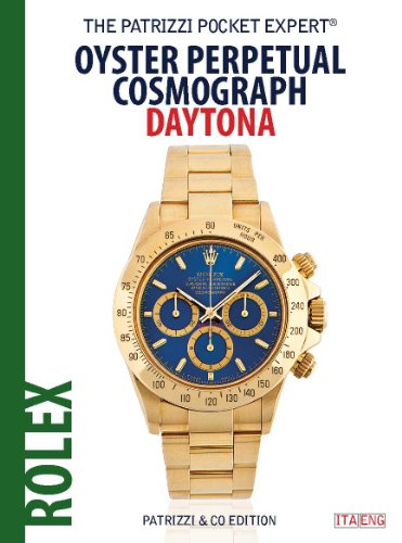 9782970069232: Oyster Perpetual Cosmograph Daytona (The Patrizzi Pocket Expert, 2)