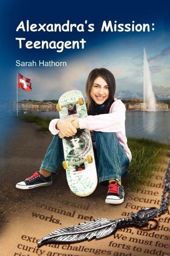 9782970073802: Alexandra's Mission: Teenagent