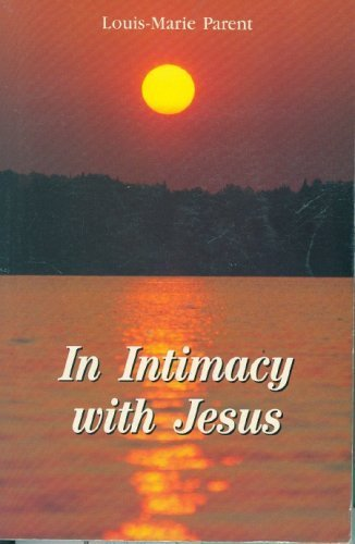 9782980123856: In Intimacy with Jesus