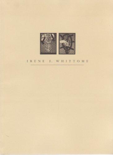 IRENE F. Whittome: Whittome, Irene F.
