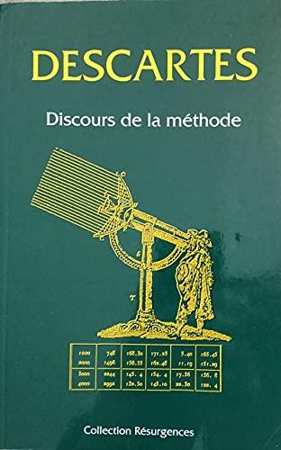 Discours de la M?thode: Descartes, Rene; G?rard