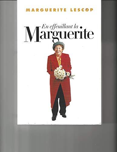 9782980483240: En effeuillant la Marguerite (French Edition)