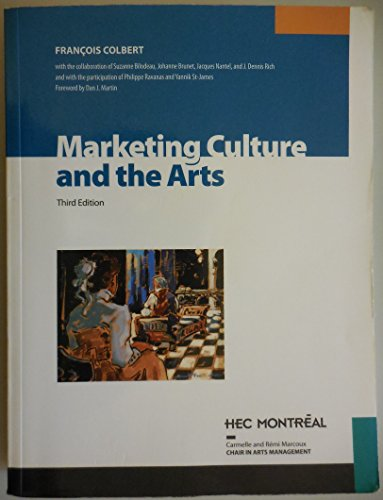 MARKETING CULTURE+THE ARTS