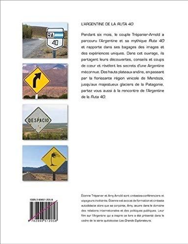 9782981152305: L'Argentine de la Ruta 40