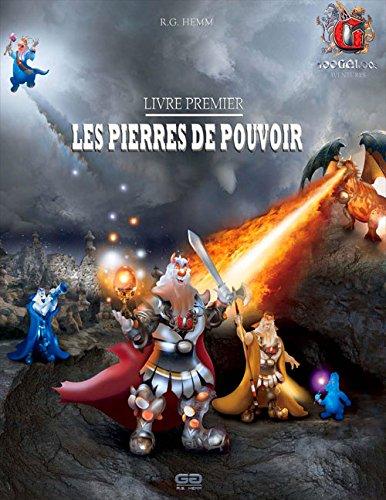 9782981166487: Googaloos Aventures: Les Pierres De Pouvoir