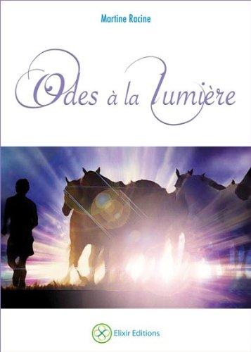 9782981202635: Odes a la Lumiere