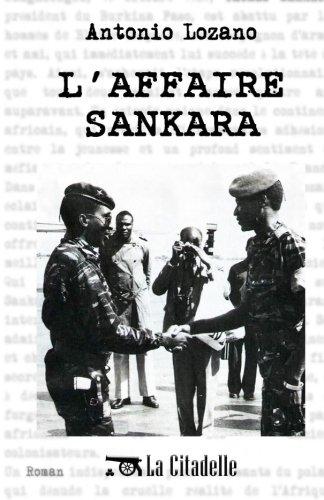 9782981410627: L'affaire Sankara