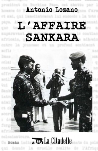 9782981410627: L'affaire Sankara