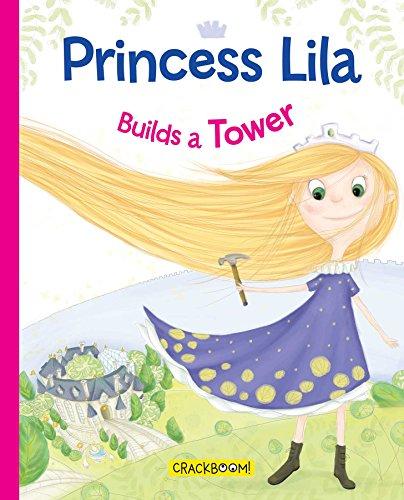 9782981580757: Princess Lila Builds a Tower