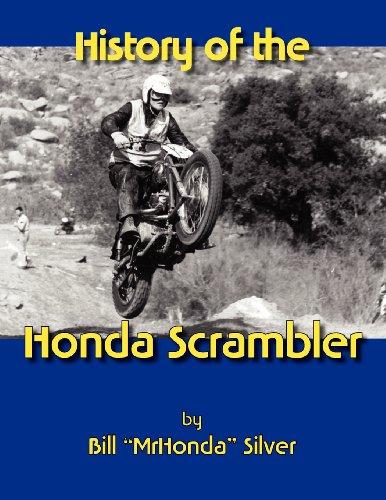 9782985560700: History of the Honda Scrambler