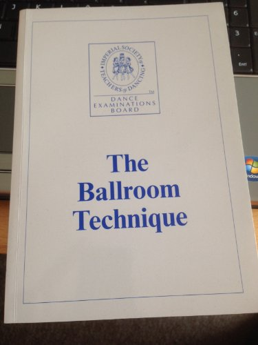 9783000028601: The Ballroom Technique