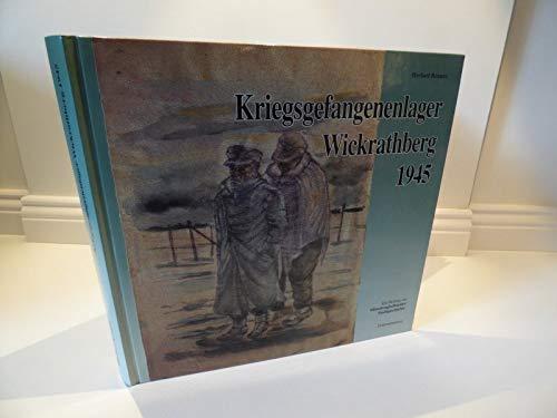 9783000032790: Kriegsgefangenenlager Wickrathberg 1945