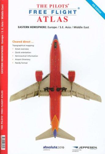 "The pilots' ""free flight"" atlas, Europe: Falk-Verlag"