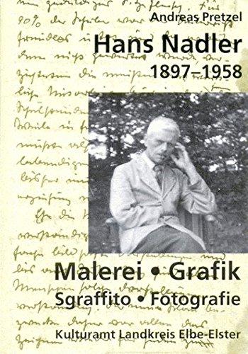 9783000045165: Hans Nadler 1879-1958. Malerei - Grafik - baugebundenes Schaffen - Fotografie. Katalog zur Werkausstellung.