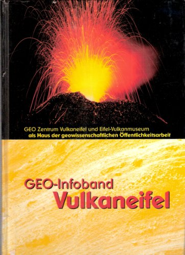 9783000046155: Geo-Infoband Vulkaneifel