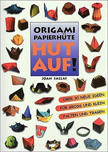 9783000062346: Hut Auf. Origami Papierhýte.
