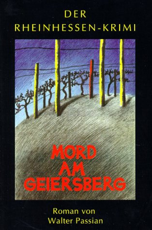 9783000065231: Mord am Geiersberg.
