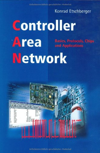 9783000073762: Controller Area Network