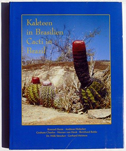 9783000075735: Kakteen in Brasilien Cacti in Brazil