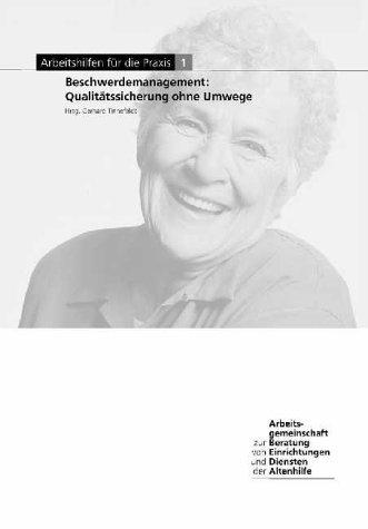 9783000086021: Beschwerdemanagement - Qualitätssicherung ohne Umwege