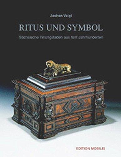 9783000086038: Ritus und Symbol: Sächsische Innungsladen aus fünf Jahrhunderten