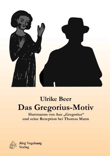 9783000104343: Das Gregorius-Motiv: Hartmanns von Aue