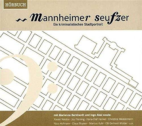 9783000122804: Mannheimer Seufzer. 2 CDs