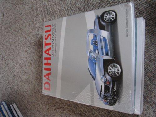 9783000135088: Daihatsu Automobile: Erfahrung für die Zukunft
